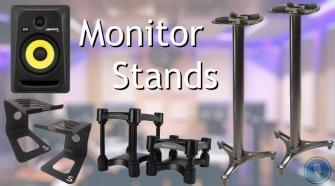 The Best Studio Monitor Stands - Desk & Floor