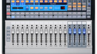 PreSonus StudioLive 16.0.2 Digital Audio Mixer