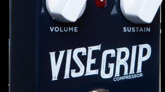 Seymour Duncan Vise Grip Studio Grade Guitar Compressor Pedal