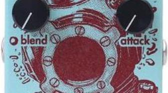 Walrus Audio Deep Six Compressor Pedal