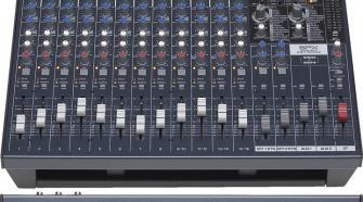 Yamaha EMX5016CF Powered Audio Mixer