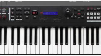 Yamaha MX61 61-Key Synth MIDI Controller Keyboard