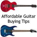 Affordable Electric Guitar Buying Tips