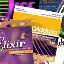 The Best Acoustic Guitar Strings