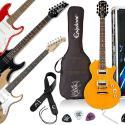 The Best Electric Guitars for Beginners
