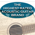 The Highest Rated Acoustic Guitar Brands