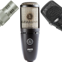 The Best Condenser Microphones