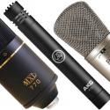 The Best Condenser Microphones Under $100 - XLR & USB