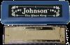 Johnson BK-520-C Blues King Harmonica - Key of C