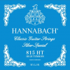 Hannabach 815 HT - High Tension Nylon Classical Guitar Strings