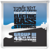 Ernie Ball 2806 Flat Wound Group III Electric Bass Guitar Strings