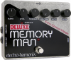 Electro-Harmonix Deluxe Memory Man Analog Delay Pedal with Chorus and Vibrato