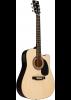 Rogue RA-090 Dreadnought Cutaway 6 String Acoustic-Electric Guitar