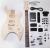 TheFretWire DIY Electric Guitar Kit TFW027 - W Style