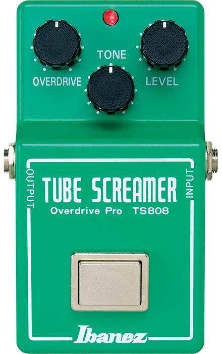 Ibanez TS808 Original Tube Screamer Overdrive Pedal