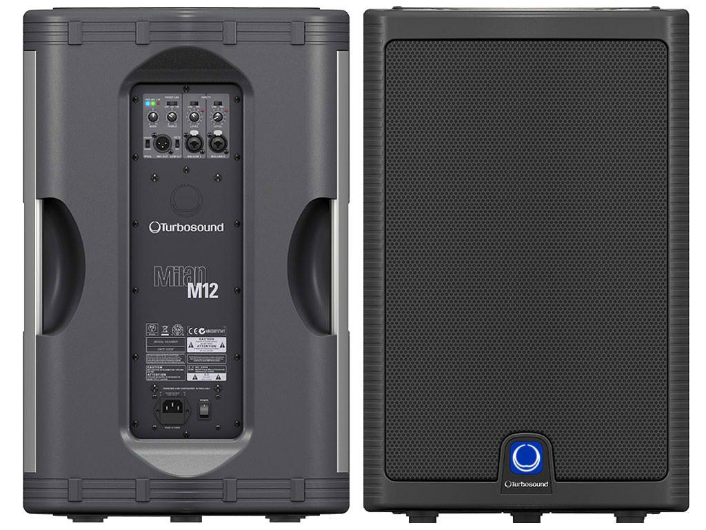 Turbosound Milan M12 Meta Review | Gearank