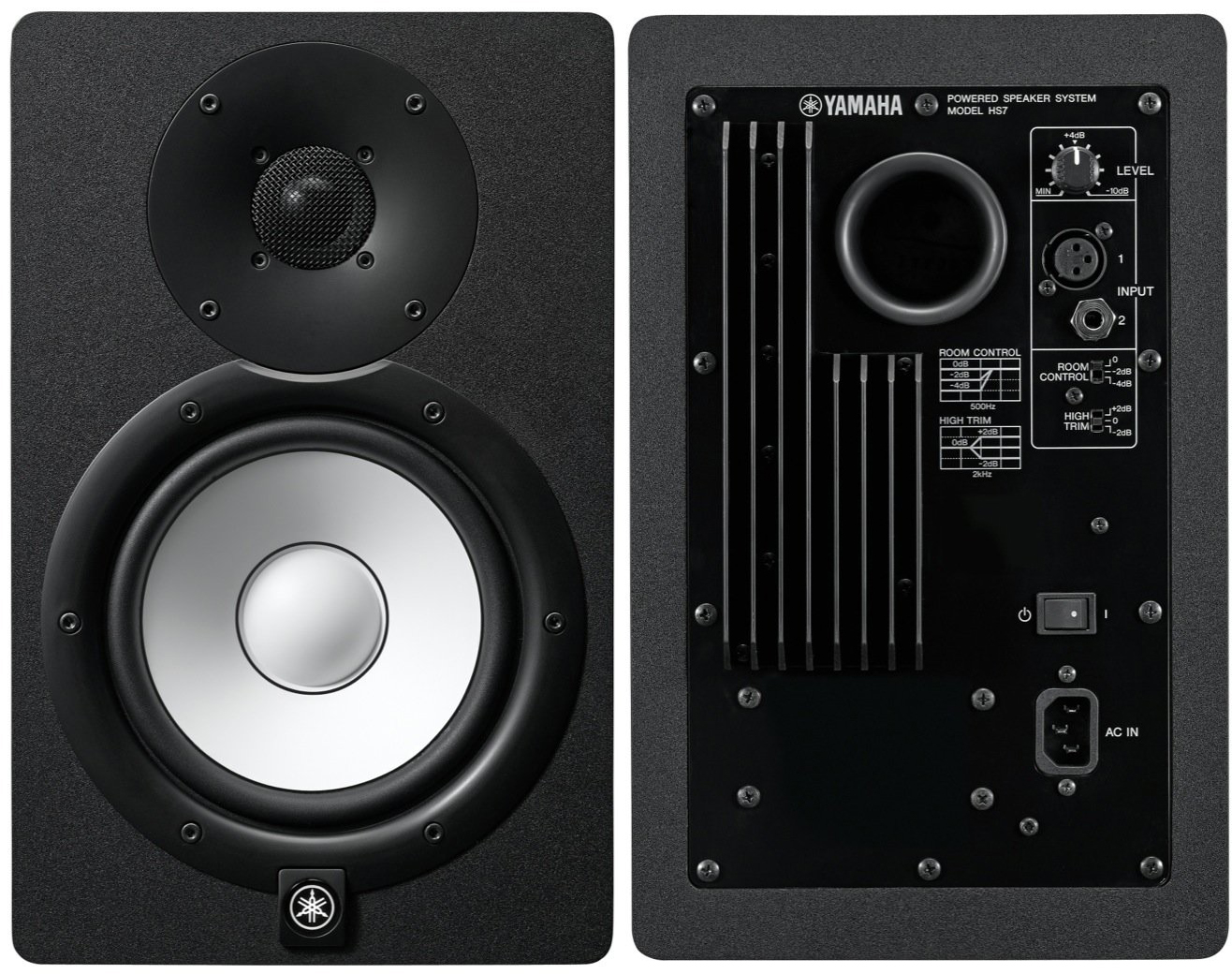 Fine Best Studio Monitors Under 200 And Up To 500 Gearank Largest Home Design Picture Inspirations Pitcheantrous