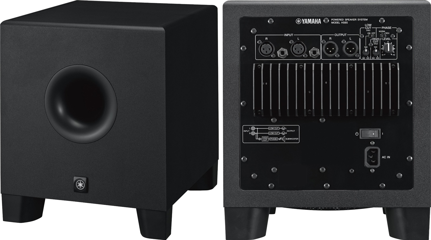 the best studio monitor subwoofers 2018 gearank