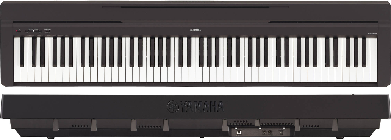 Yamaha P-45 88-Key Digital Piano