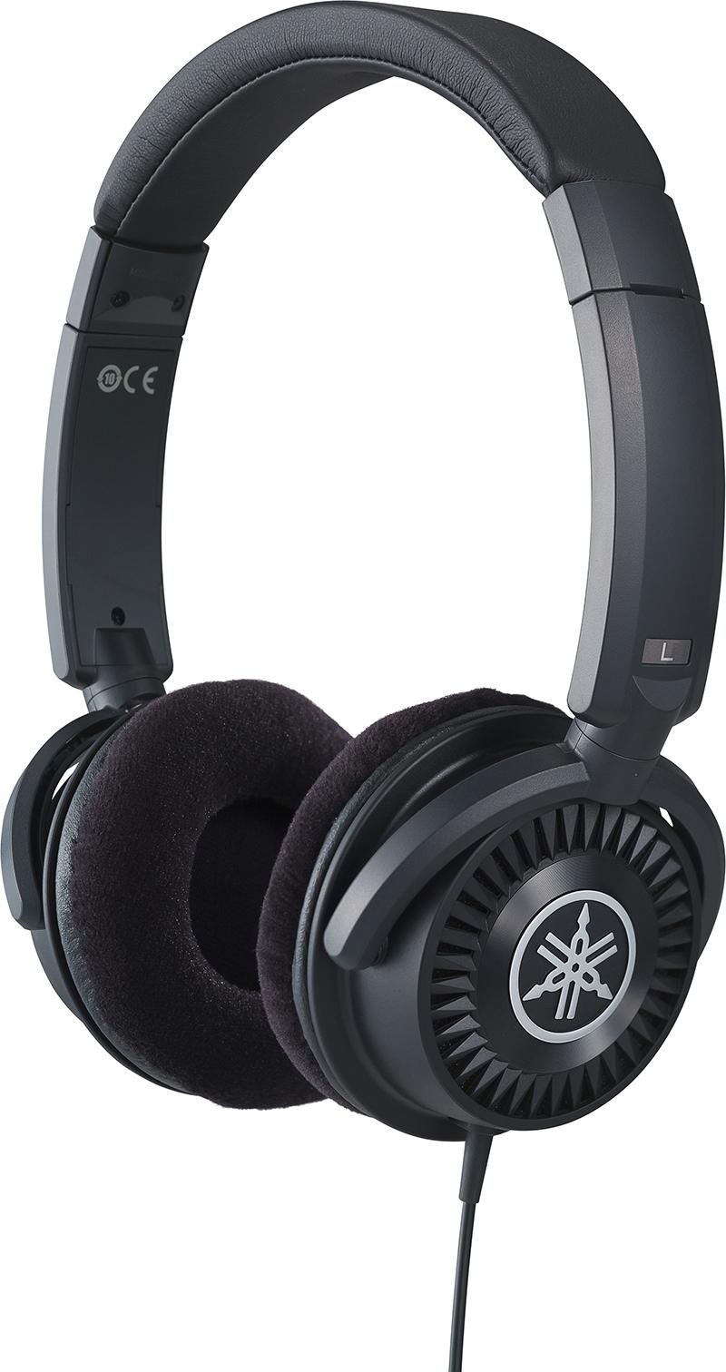 Yamaha HPH-150B Open-back Studio Headphones
